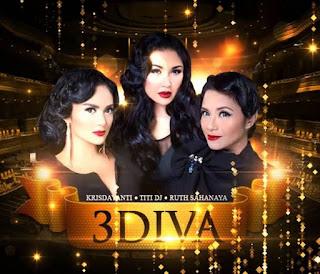 Lagu 3 Diva Mp3