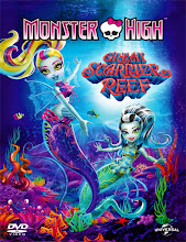 Monster High: El gran arrecife monstruoso (2016) [Latino]