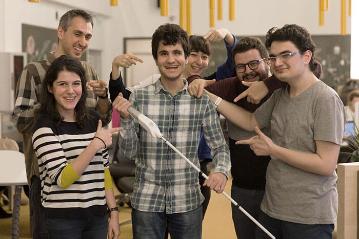 Blind Engineer Developed A Smart Cane That Helps Blind People Navigate By Using Google Maps