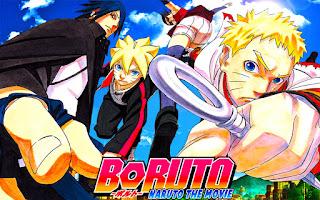 The Movie Boruto Naruto 2015 With Subtitle Full Movie