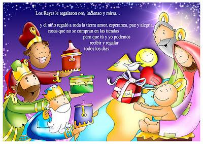 Resultado de imagen para reyes magos para niños