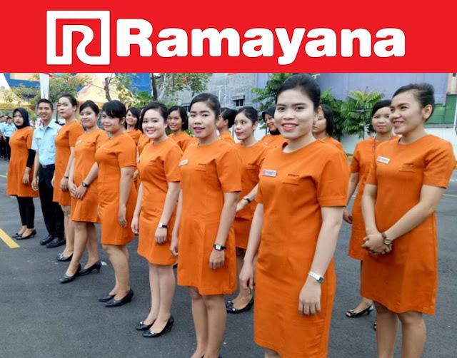 Lowongan Kerja SMA SMK D3 S1 PT. Ramayana Lestari Sentosa Tbk, Jobs: Administrasi, Customer Service, Programmer, Recruiter, Etc.
