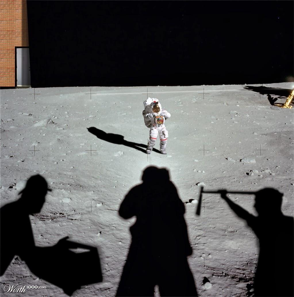 The Atlantean Conspiracy: Moon Hoax Debate - Joe Rogan vs ...