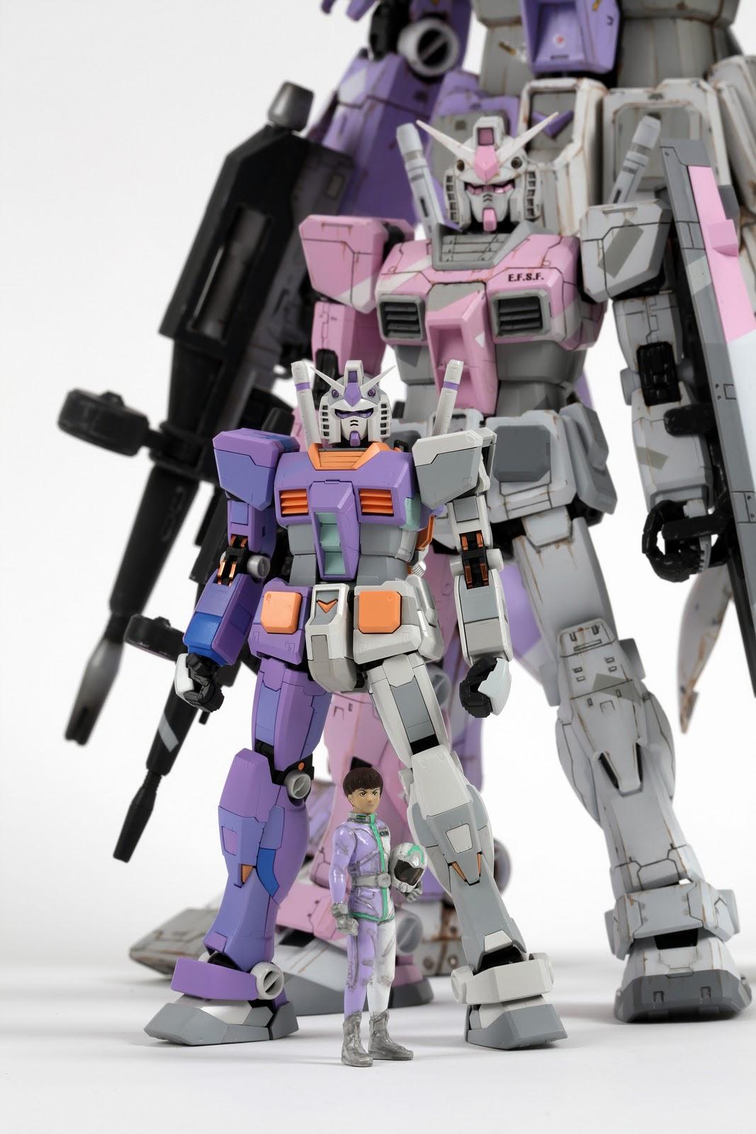 All 78 Tarot Cards Printable Pdf: SoriFactory: All Hybrid Gundam RX-78-2