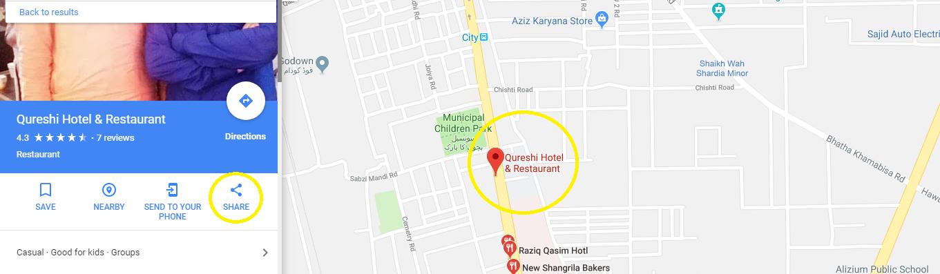 Generate Google Maps Qr Code Google Maps QR Codes