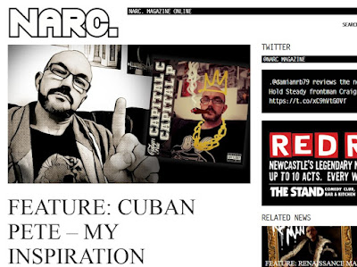 http://narcmagazine.com/feature-cuban-pete-my-inspiration/