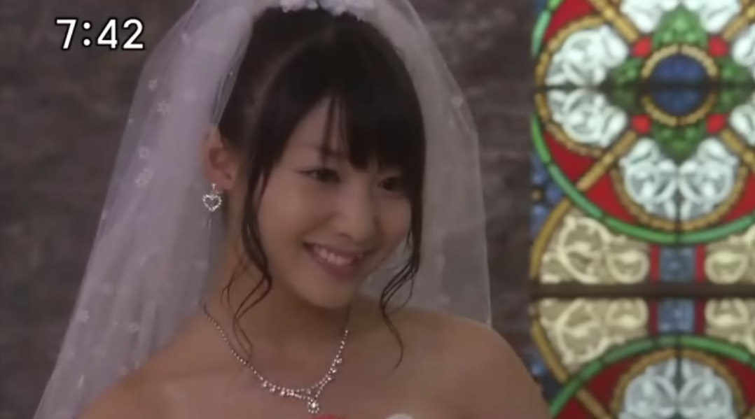 Red and White Sentai: Wedding and Church in Super Sentai