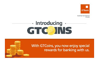 GT Bank coins   All You need to about how to use gtcoins