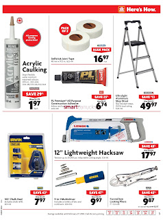 Home Hardware Weekly Flyer February 22 – 28, 2018