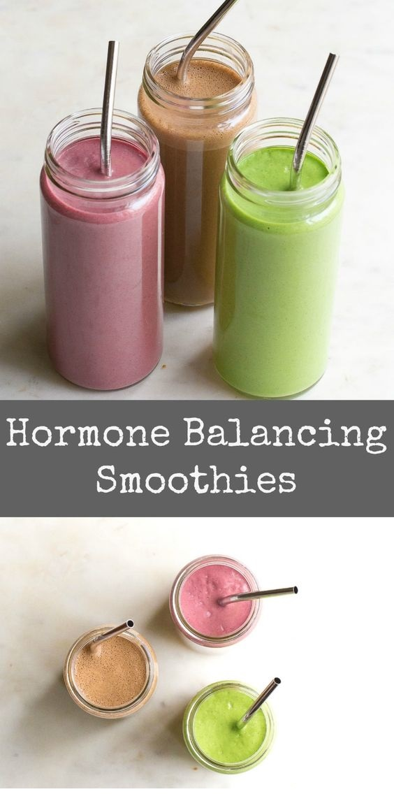 Hormone Balancing Smoothies