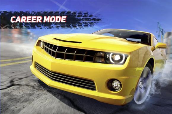 GTR Speed Rivals Mod Apk