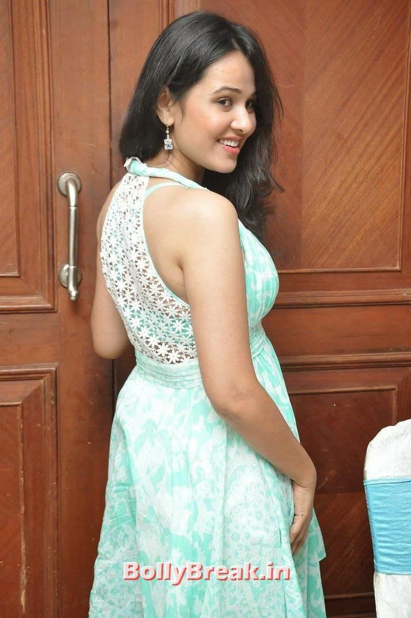, Actress Nisha Kothari Hot Photos in Without sleeve Dress