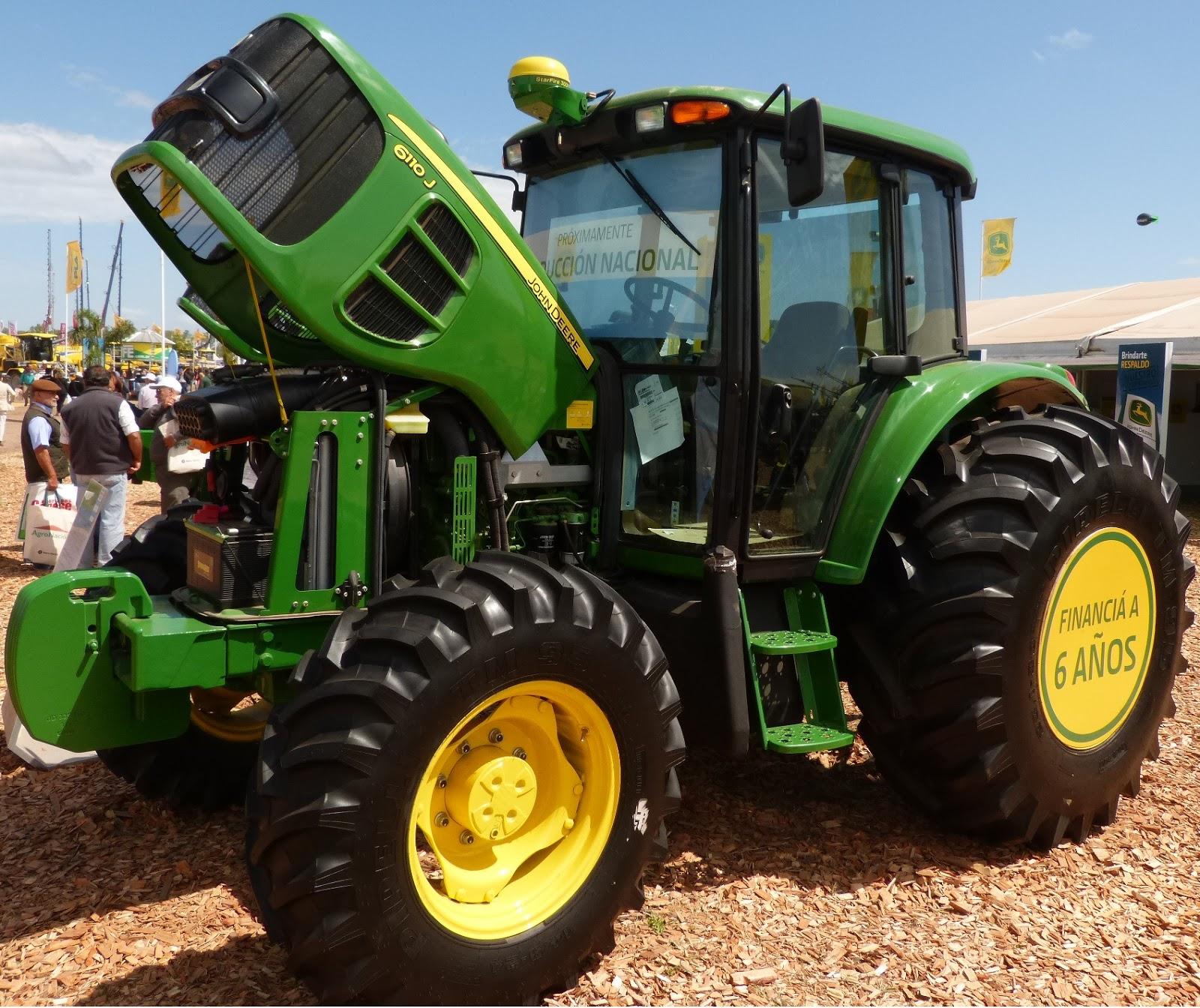 Lujoso Páginas Para Colorear Tractor John Deere Imagen - Dibujos ...