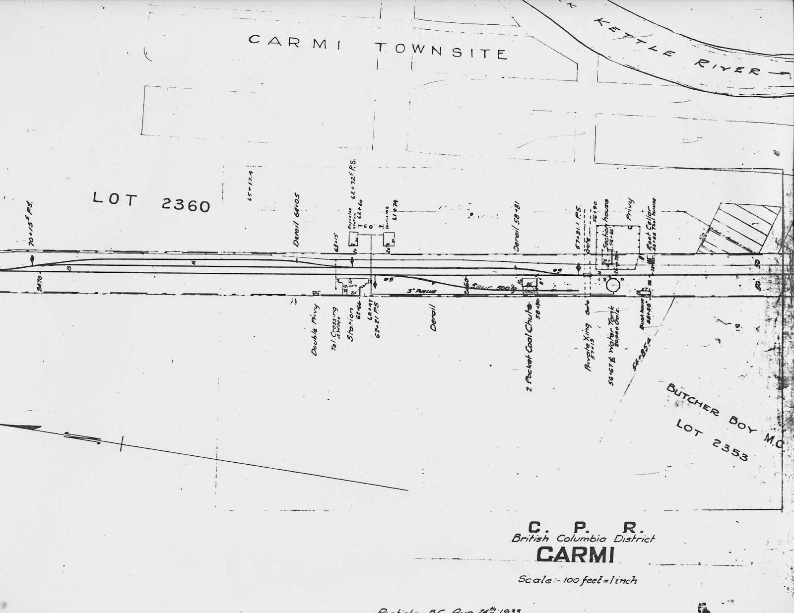 Kettle Valley Model Railway May