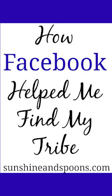 How Facebook helped me find my tribe