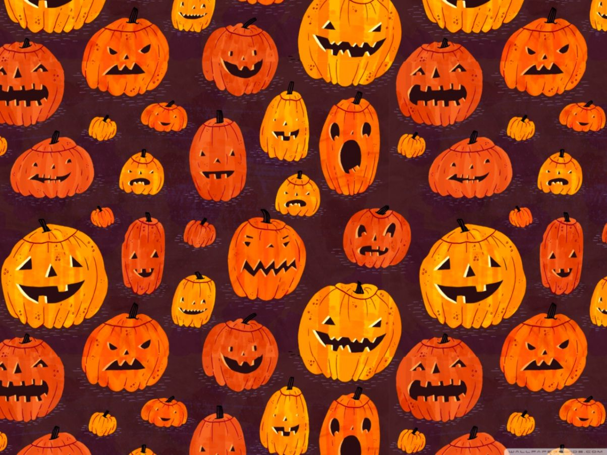 Halloween Pumpkin Wallpaper Hd.Halloween Pumpkin Wallpaper Genius Wallpapers
