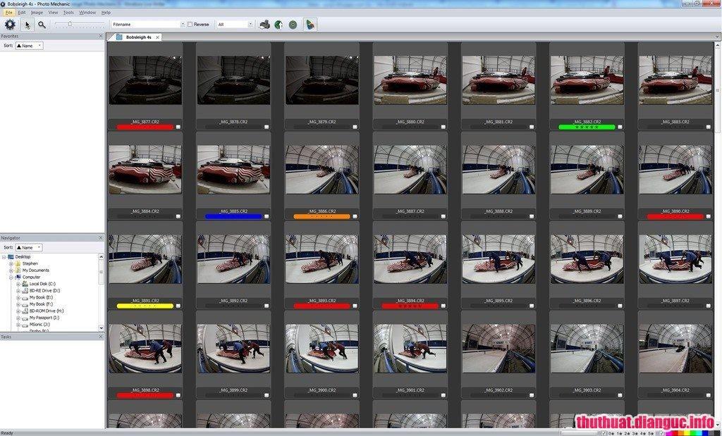 Download Photo Mechanic 5.0.19695 Full Cr@ck – Phần mềm xem và chỉnh sửa ảnh nhỏ gọn