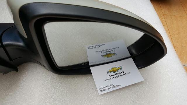 Gương chiếu hậu ngoài xe Cruze chính hãng GM