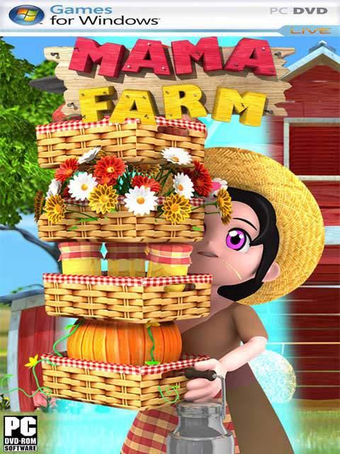 تحميل لعبة Mama Farm مضغوطة برابط واحد مباشر كاملة مجانا