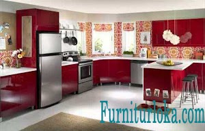Harga dan Model Kitchen Set Minimalis