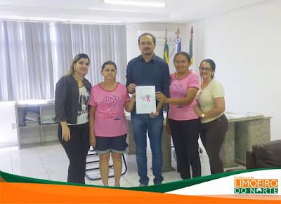 Grupo Amigos do Peito doa 46 ultrassonografias de mamas