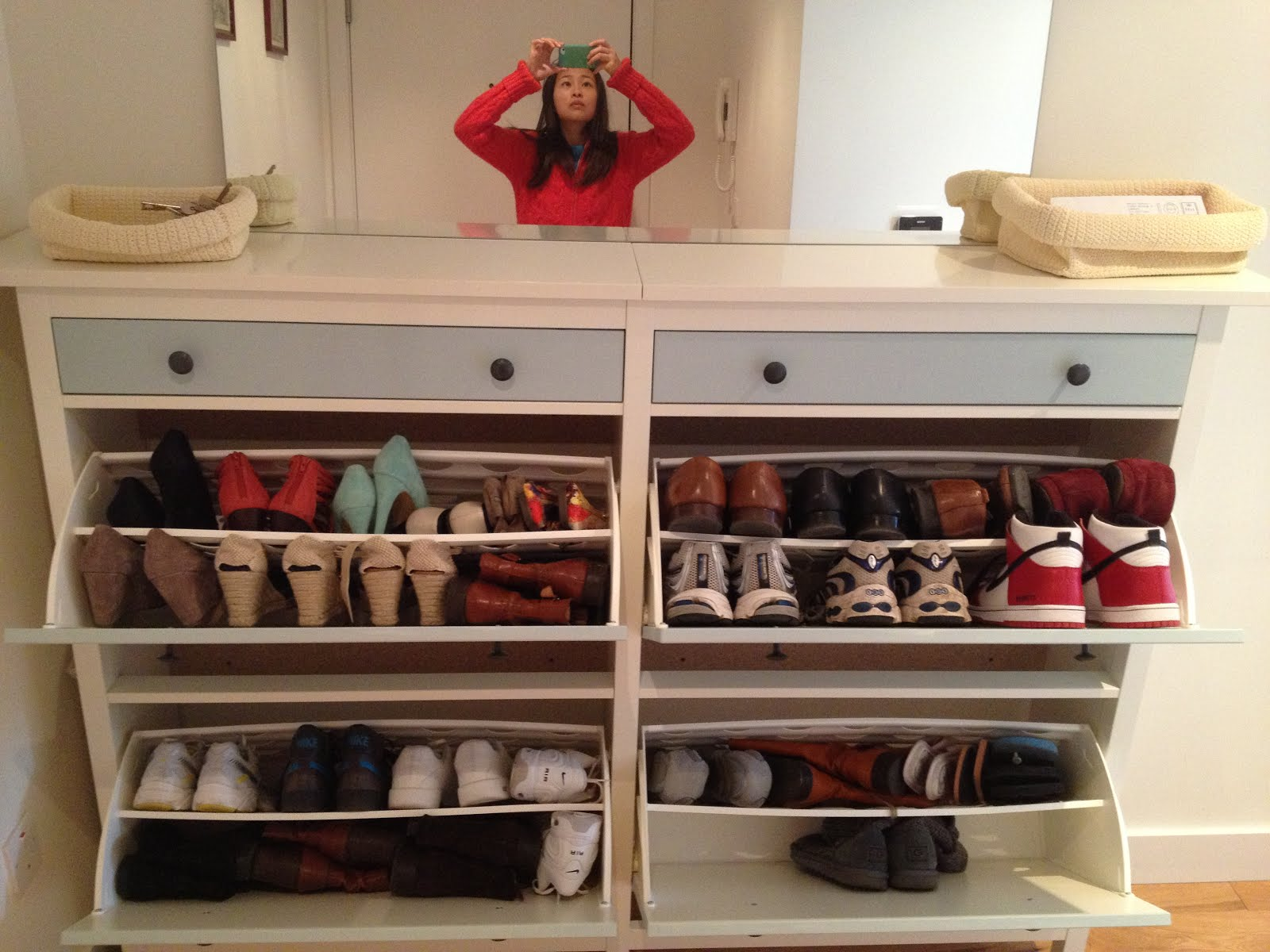 Ikea Uk Hemnes Shoes