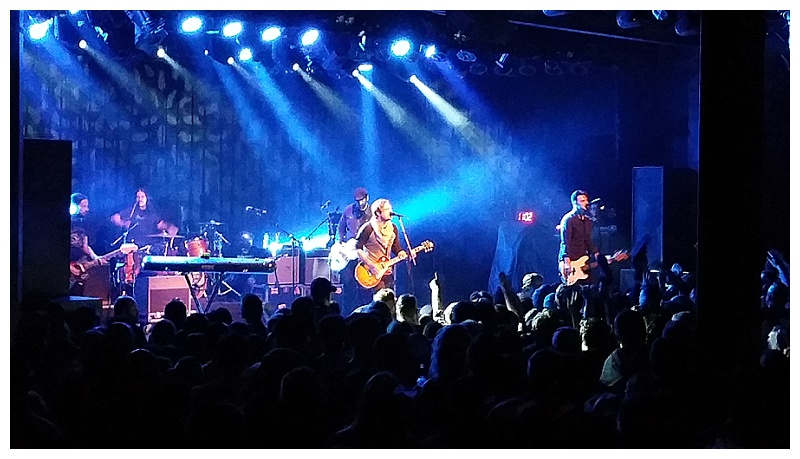 Gaslight Anthem in Vancouver!