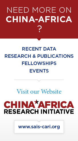 China in Africa: The Real Story: Guest Post - Year of the