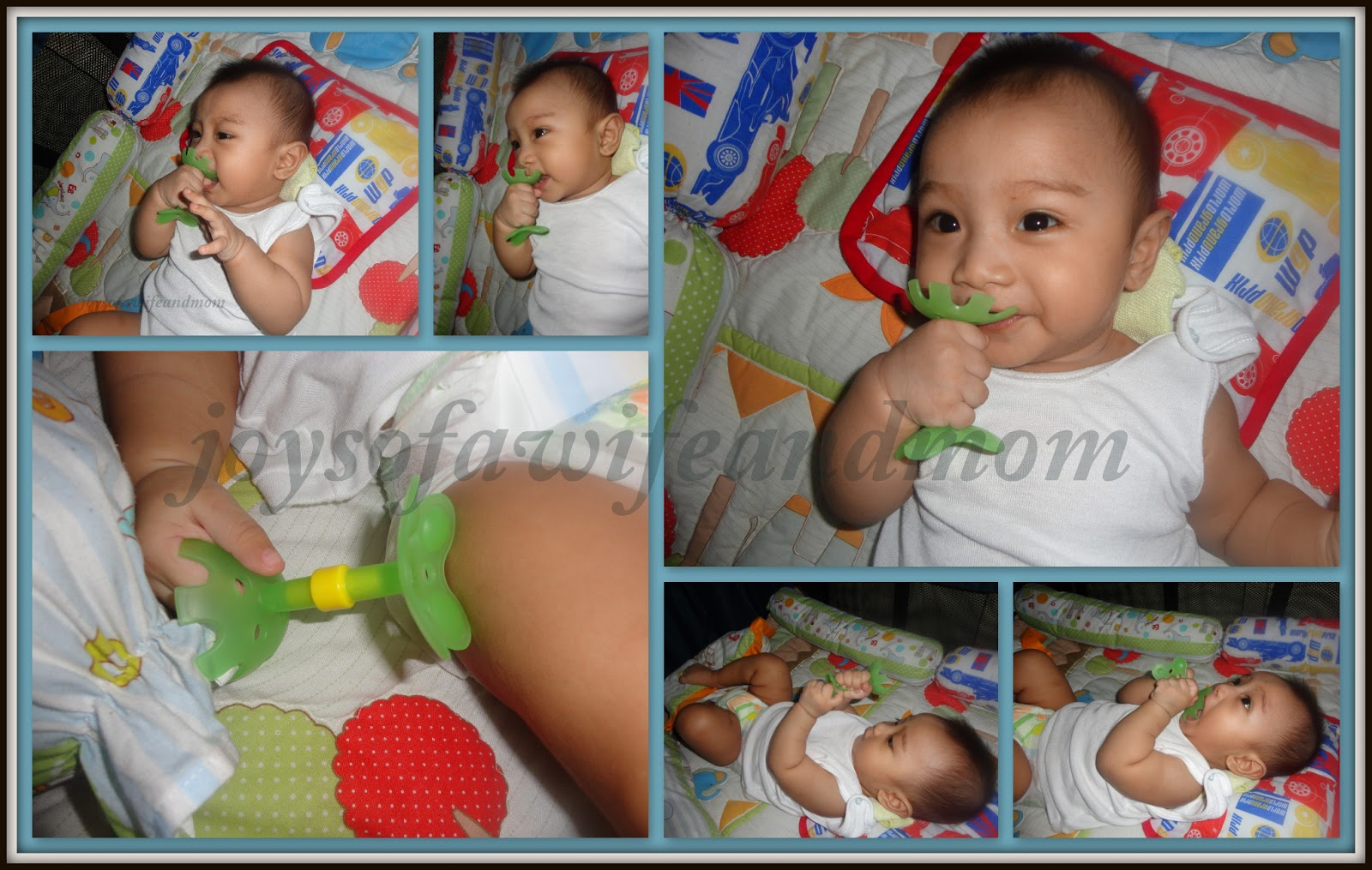 Joys Of A Wife And Mom  Five Natural Teething Solutions 7582a8b5a