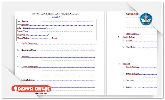 File Berkas Kelengkapan Administrasi Kelas Dan Guru Lengkap Terbaru