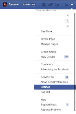 طريقه تعطيل فتح فيديوهات الفيس بوك بشكل تلقائى بدون الضغط عليها