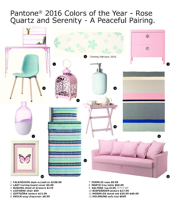 Products You Can Get that are Pantone Colors 2016   via  www.productreviewmom.com