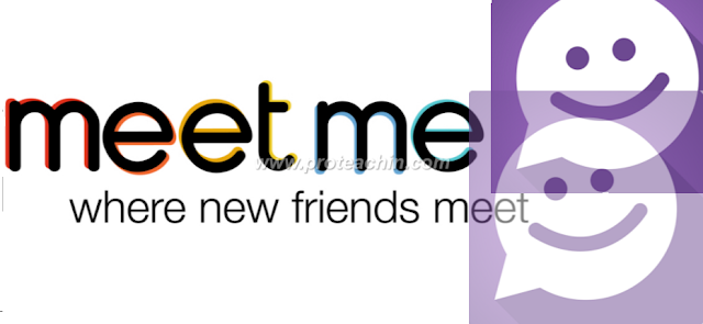 أفضل تطبيقات الدردشة والتعرف على أشخاص جدد MeetMe للأندرويد والآيفون
