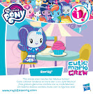 My Little Pony Series 1 Rarity Cutie Mark Crew Card