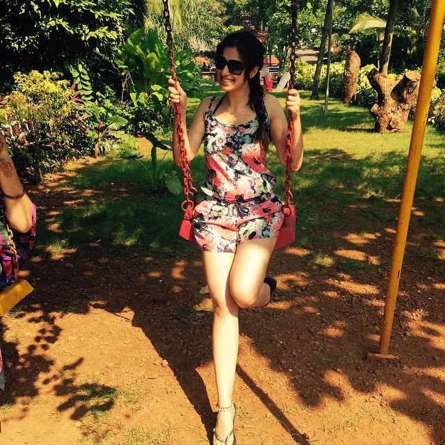 this is the child inside me 😜😜😜 holiday , 💃💃💃, Raai Laxmi Hot Bikini Beach Pics from Holidays