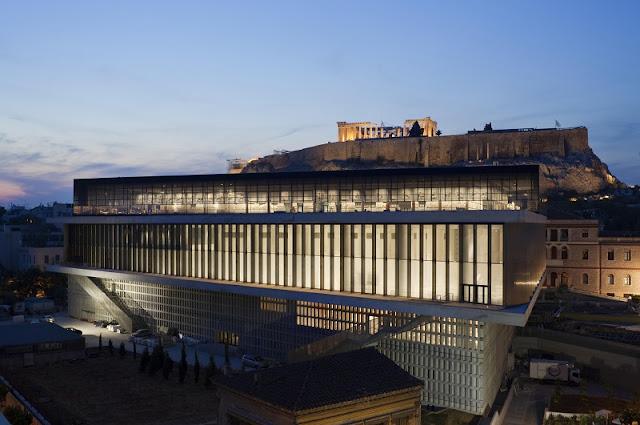 Museu da Acrópole, Atenas