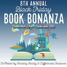 Black Friday Book Bonanza Giveaway Hop, November 23-26