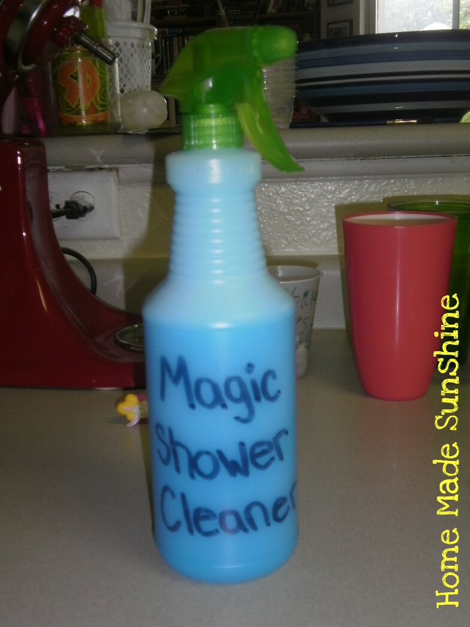 The Mom Life HomeMade Cleaners