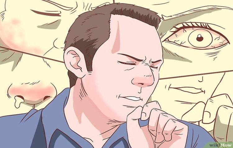 gejala reaksi alergi