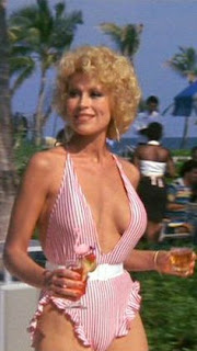 Leslie Easterbrook Private Resort 1985 nude scene boobs