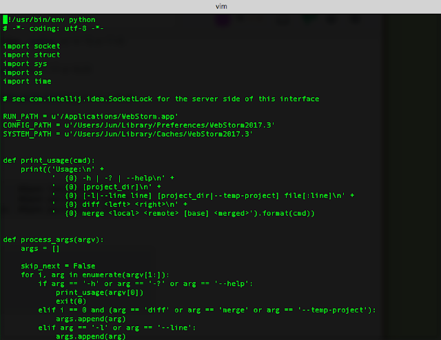 Command-line Launcher Script