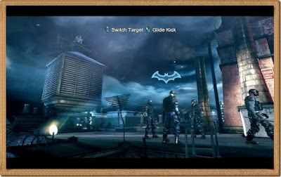 Batman Arkham Origins Blackgate Screenshots
