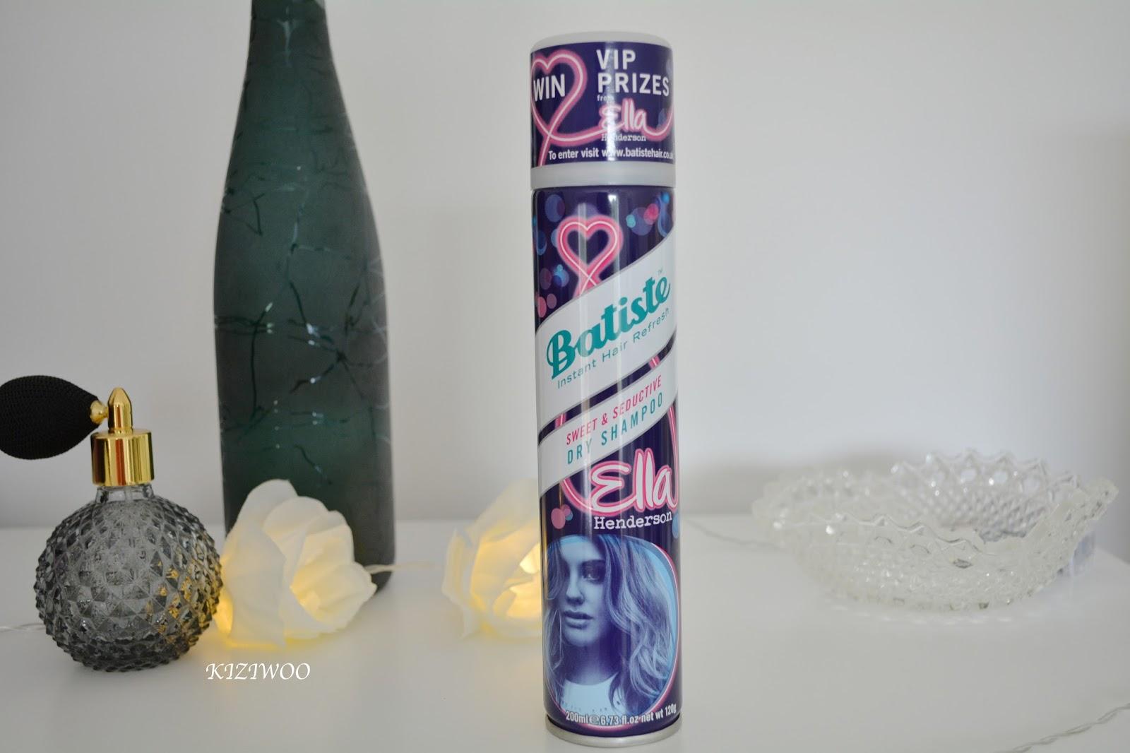 f7c2b3750b406 NEW Batiste Dry Shampoo by Ella Henderson