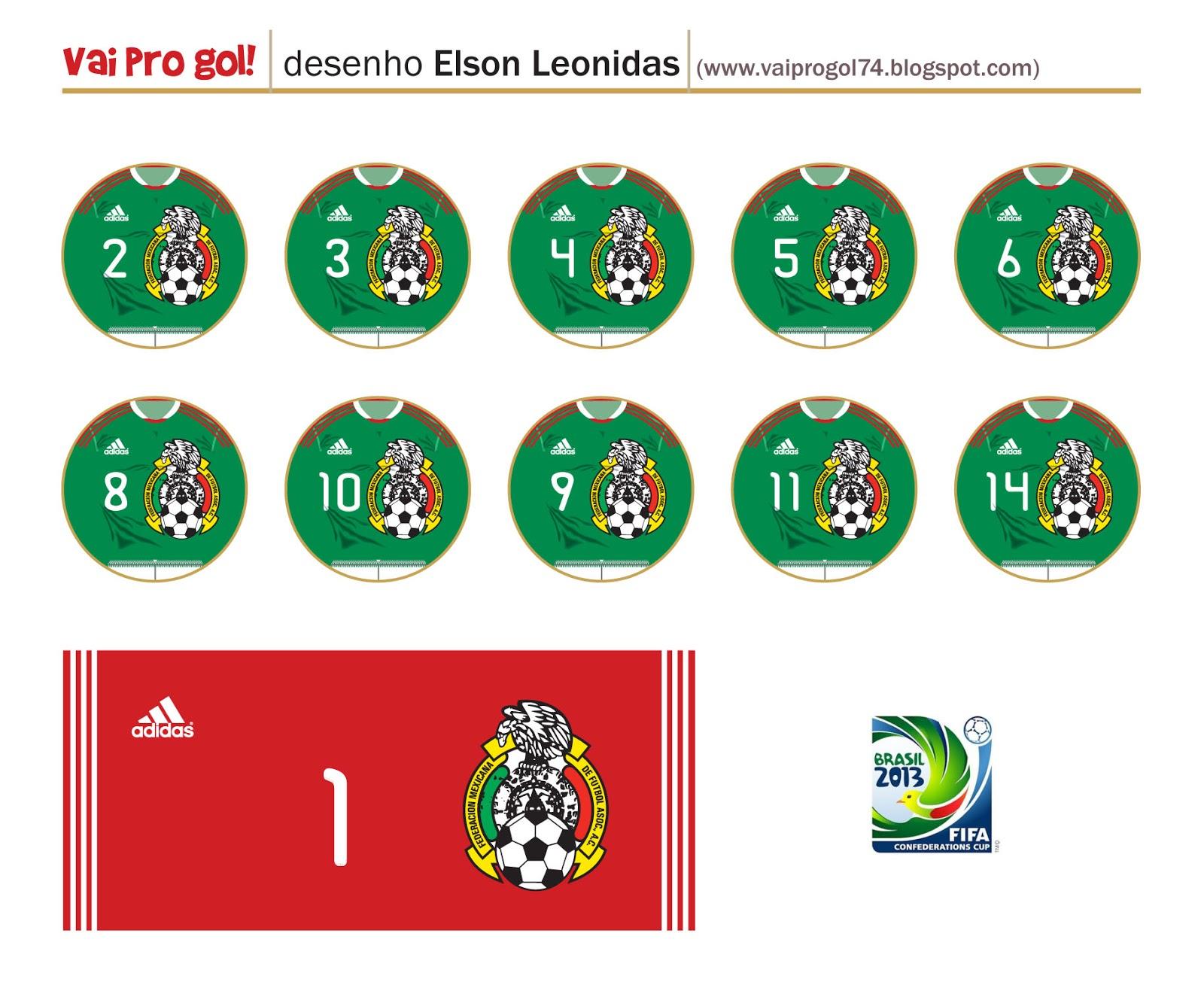 bf8250a56b196 O México disputa as eliminatórias para a Copa do Mundo pela CONCACAF  (América do Norte