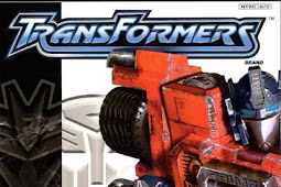 Transformers PS2 ISO