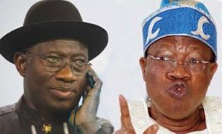Former Nigerian President Goodluck Jonathan linked to Niger Delta Avengers