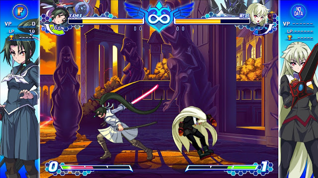 Arcana Heart 3 - Captura 1