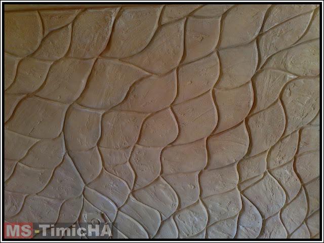 Décorations pierre et plâtre