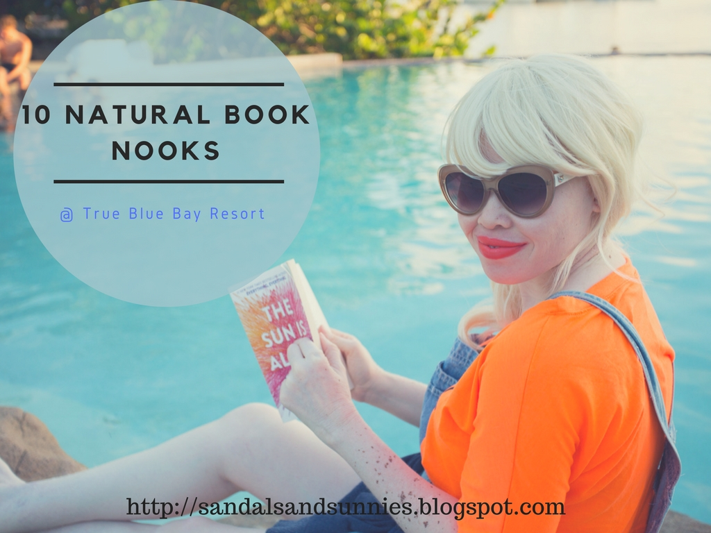 10 Natural Beautiful Book Nooks for the Book Lover at True Blue Bay Resort