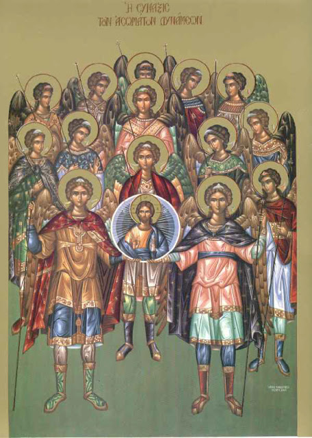 Ο κόσμος των Αγγέλων